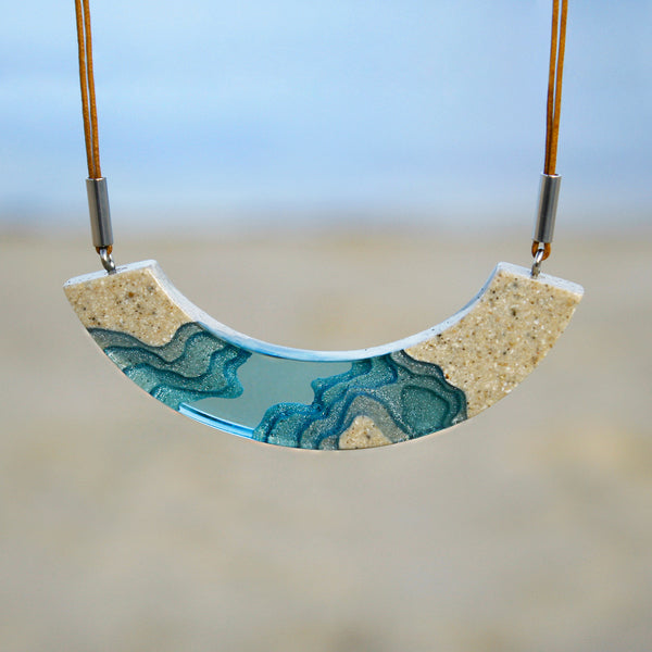 Aqua - Lagoon Necklace