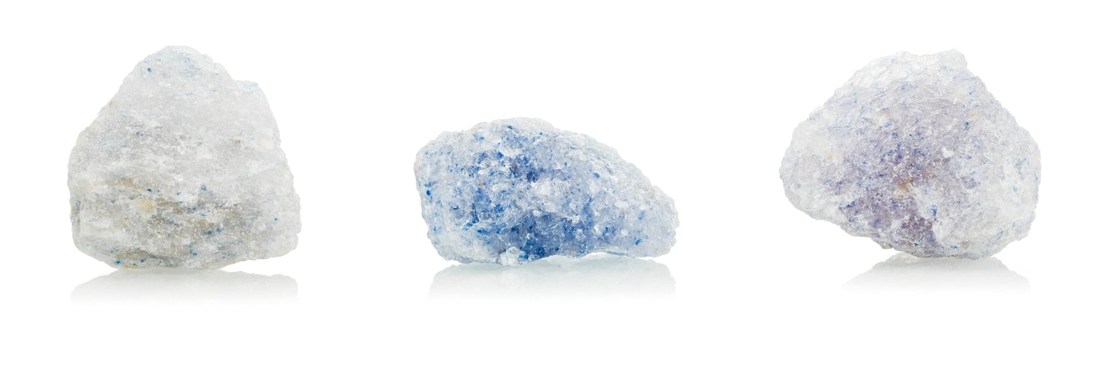 Rivsalt Blue - Persian Blue Rock Salt 3pc