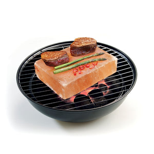 BBQ by Rivsalt - Himalayan Salt Block for Barbecue