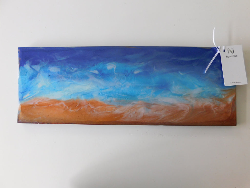 Resin Art - Wall Hanging 006