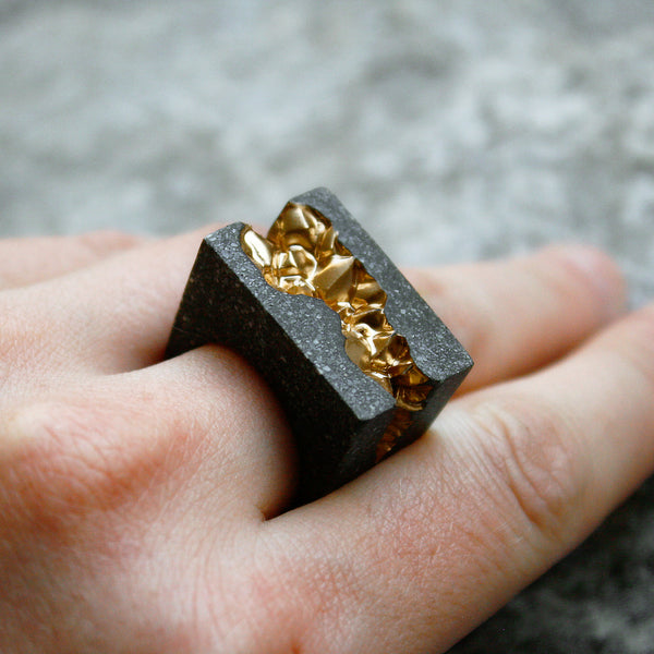 Cluster - Anakie Tapered Ring