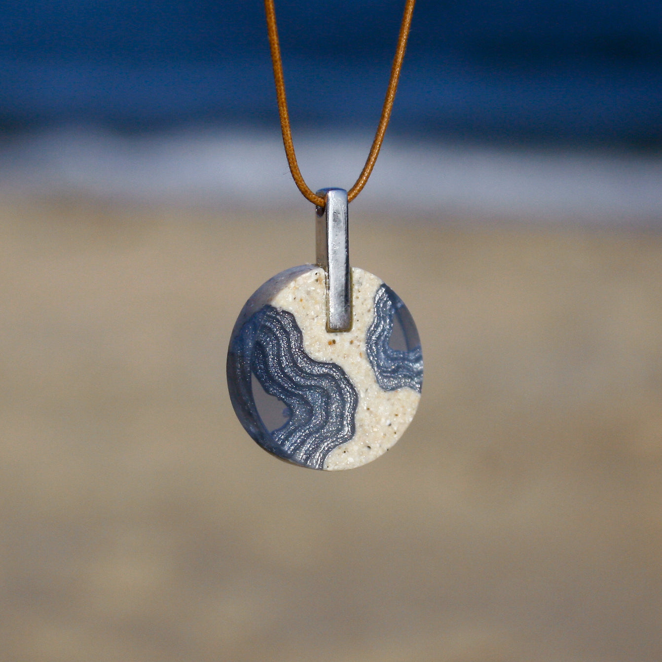 Aqua - Isthmus Necklace