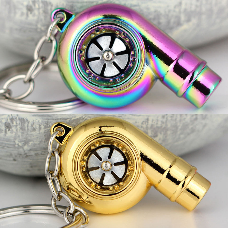 Special Edition Whistling Turbo Keychain