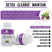 Premium Liver Cleanse Detox Support - GL Health & Wellness