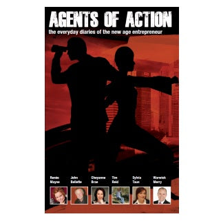 Agents of Action Book