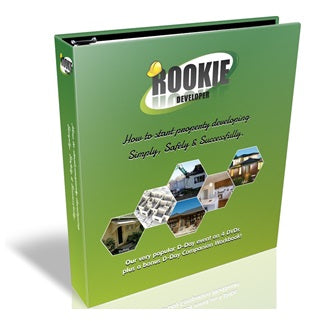 Rookie Developer D-Day DVD Set