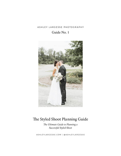 The Styled Shoot Planning Guide