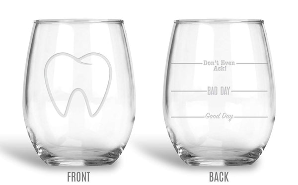 Dental Glass Set