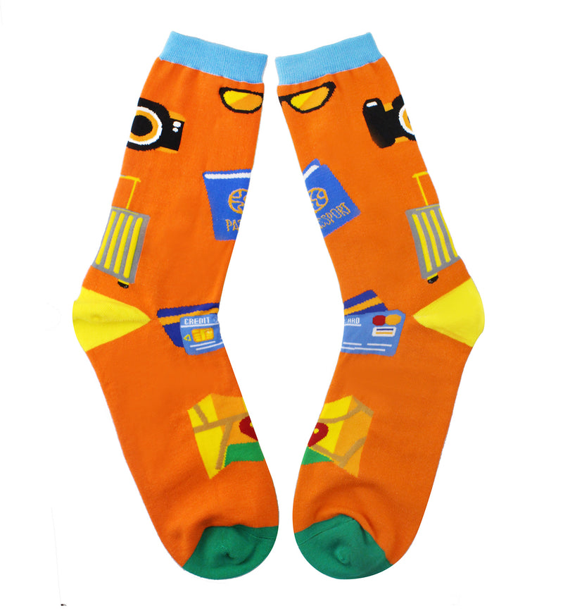 Luggage Socks - Happypop