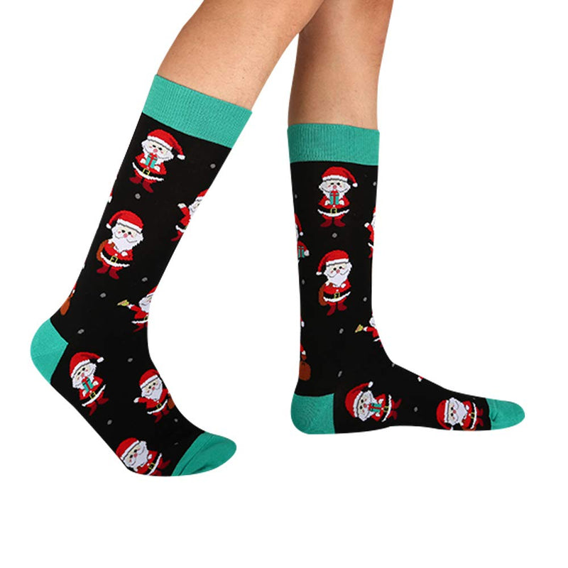Santa Claus Socks - Happypop