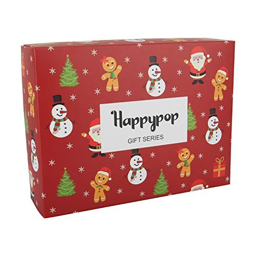 Christmas Series Socks Gift Box - Happypop
