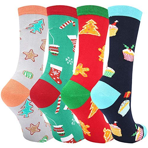Christmas Socks Gift Box
