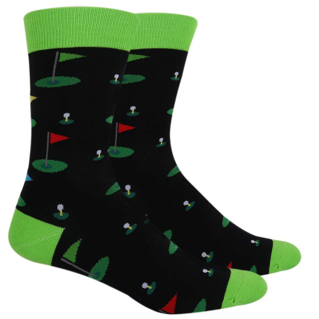 Flag Golf Socks - Happypop