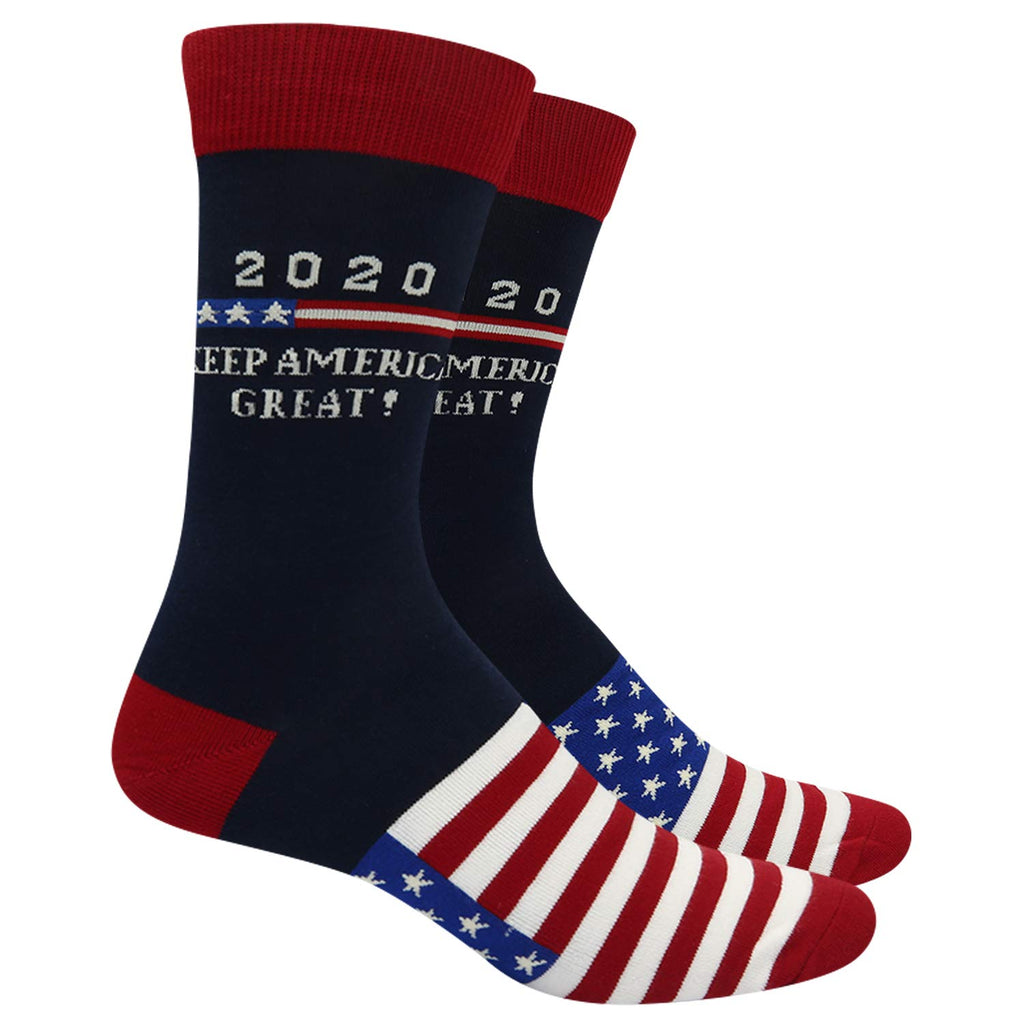 American Flag Socks - Happypop