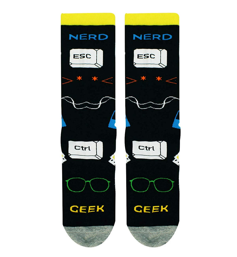 Keyboard Tech Socks