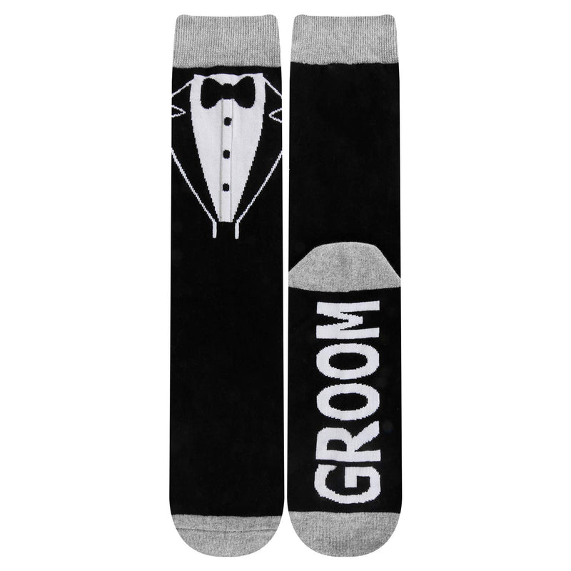 Groomsmen Socks - Happypop