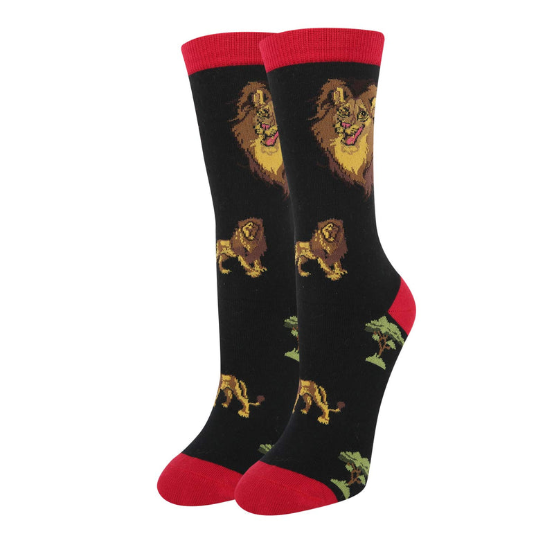 Zoo Animal Socks Gift Box