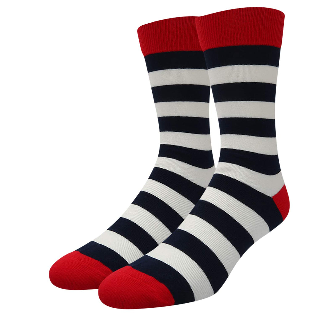 Multi Stripe Socks - Happypop