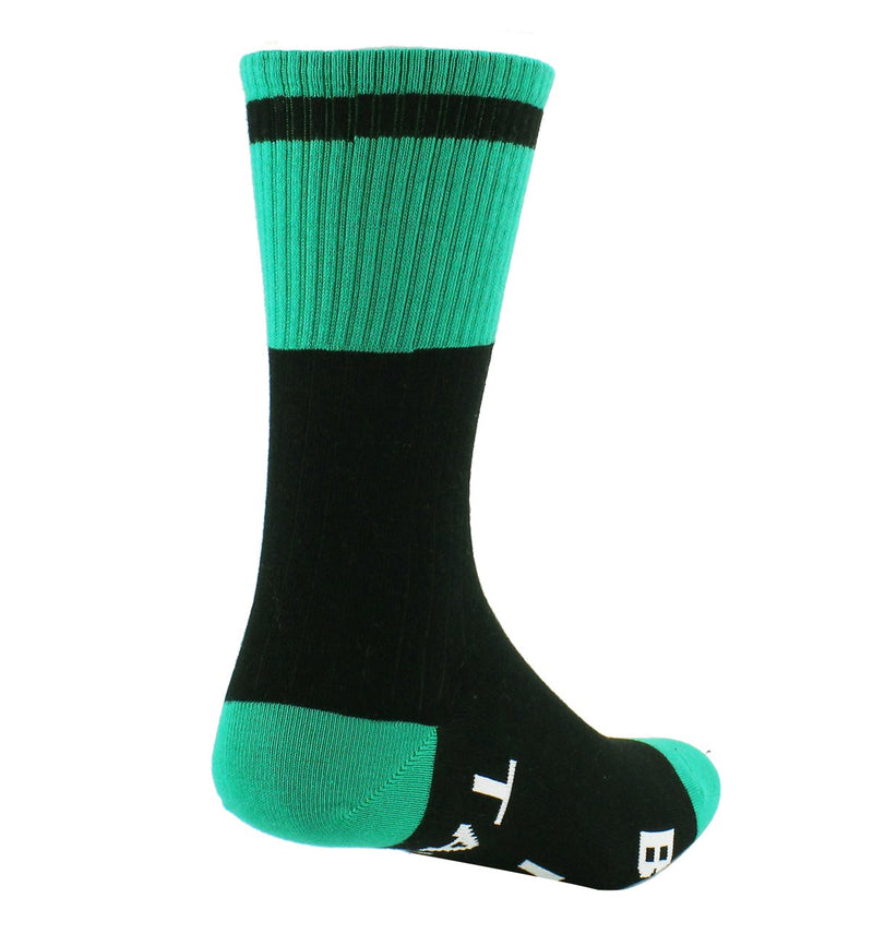 Saying Green Taco Socks - Happypop