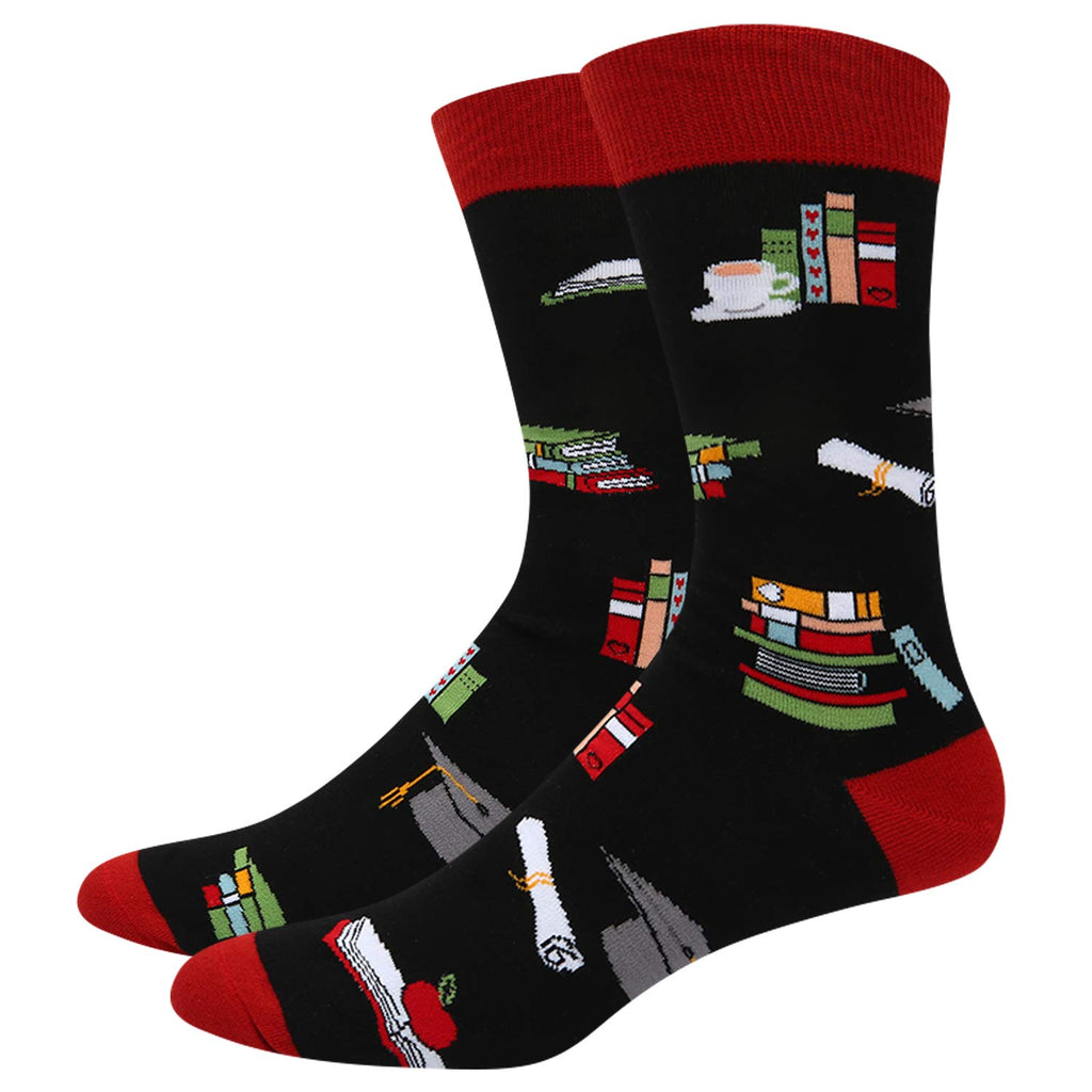 Book Socks - Happypop