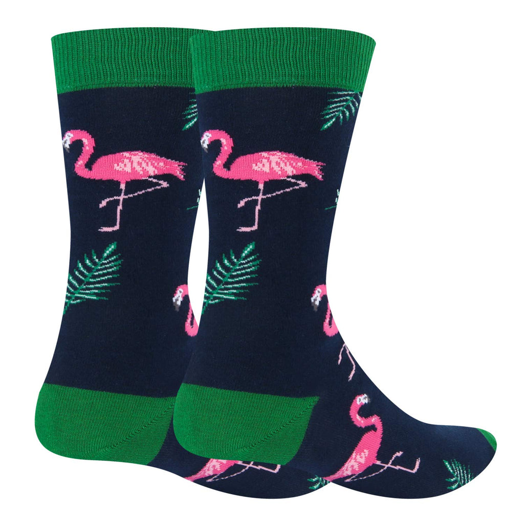 Flamingo Socks - Happypop