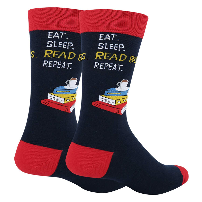 Book Socks Gift Box - Happypop
