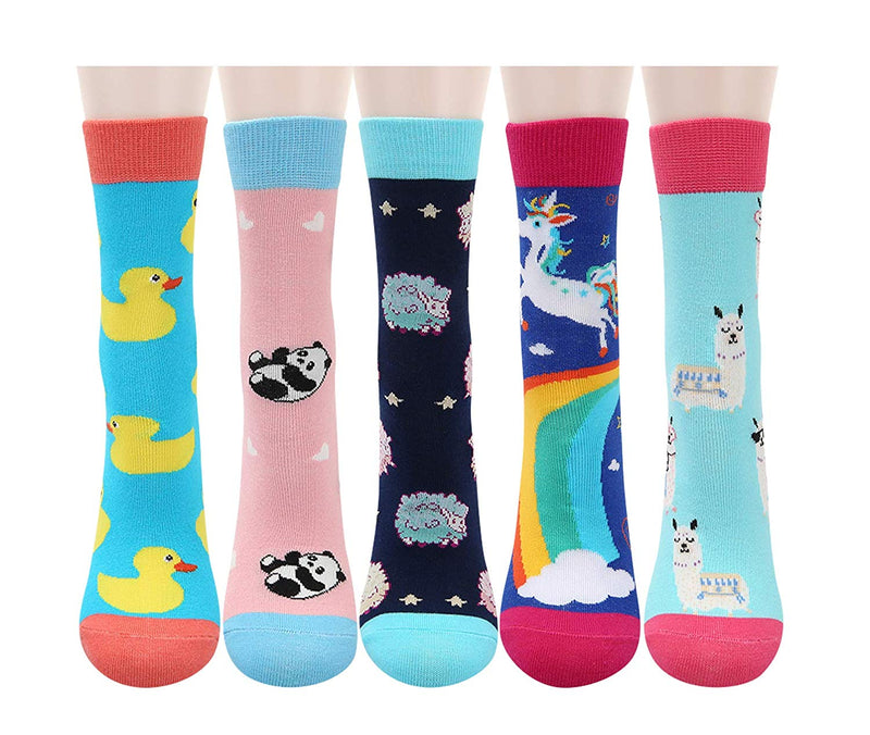 Kids Animal Socks Gift Box - Happypop