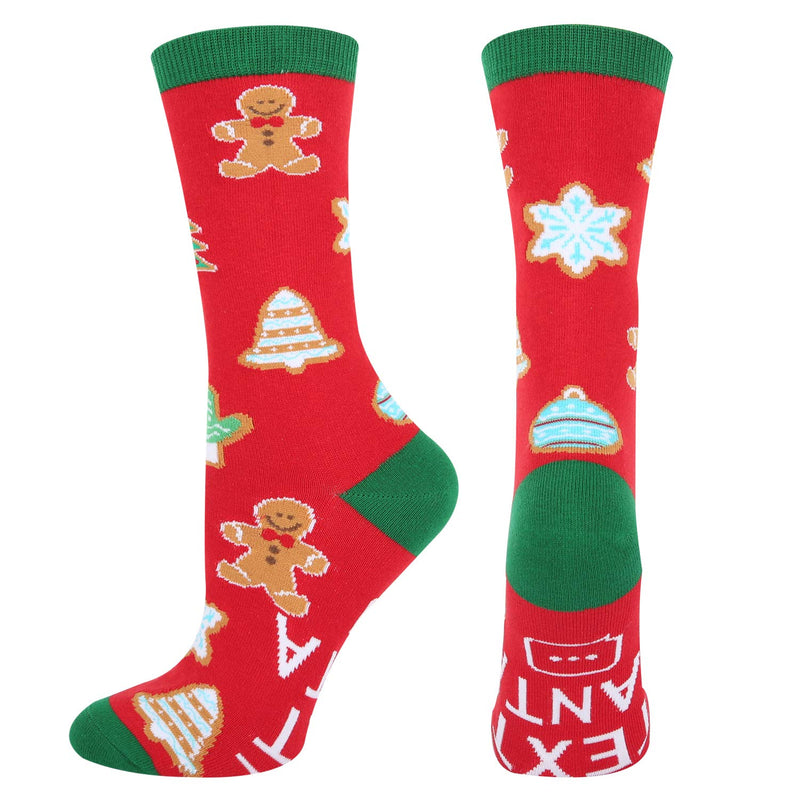 Saying GingerBread Socks