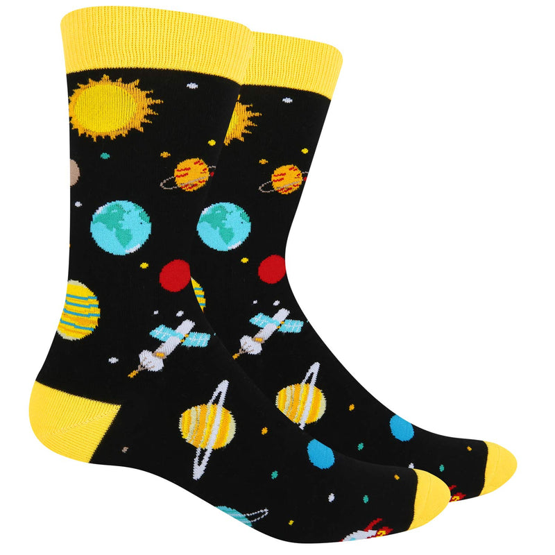 Space System Socks - Happypop
