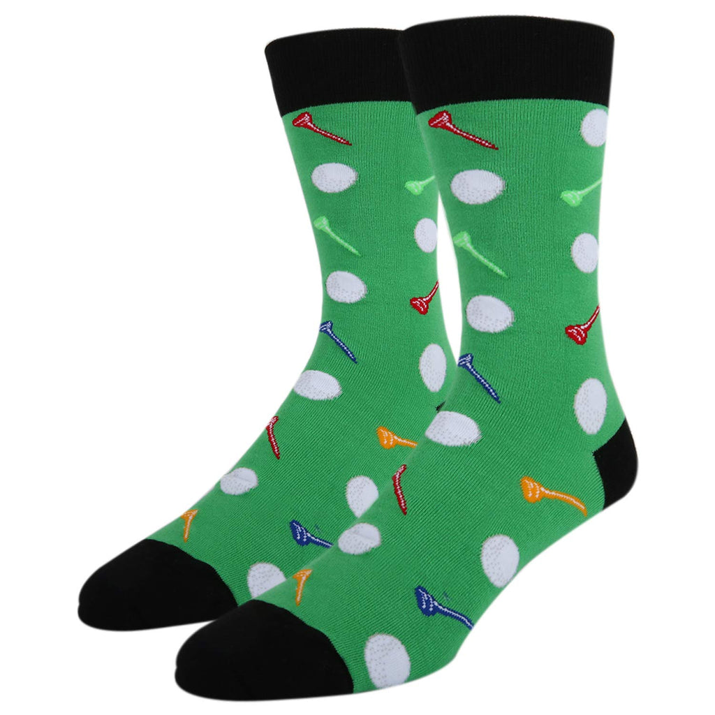 Golf Tee Socks - Happypop