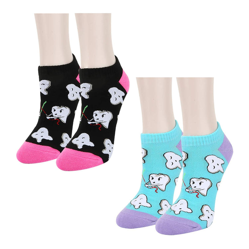Unicorn Ankle Socks - 2 Pack