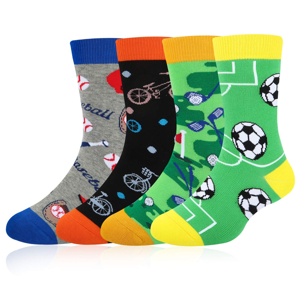 Kids Sport Socks Gift Box - Happypop