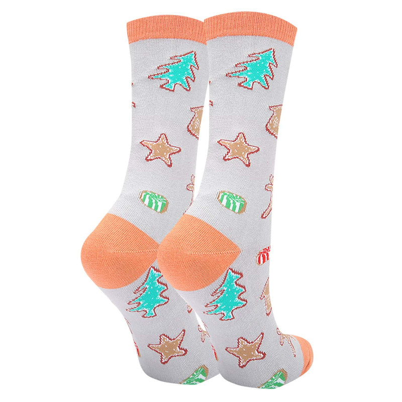 Xmas Biscuits Socks - Happypop