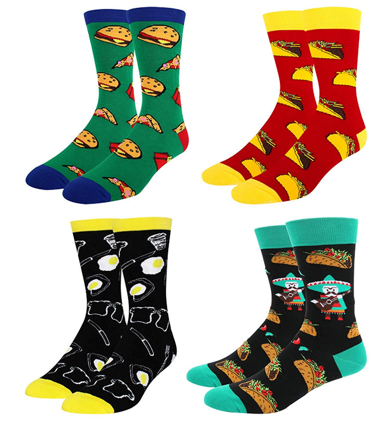 Food Series Socks Gift Box - Happypop