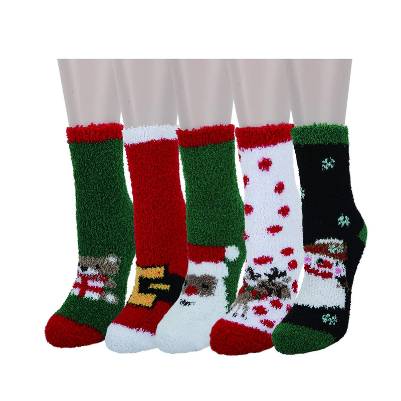 Christmas Biscuits Socks Gift Box