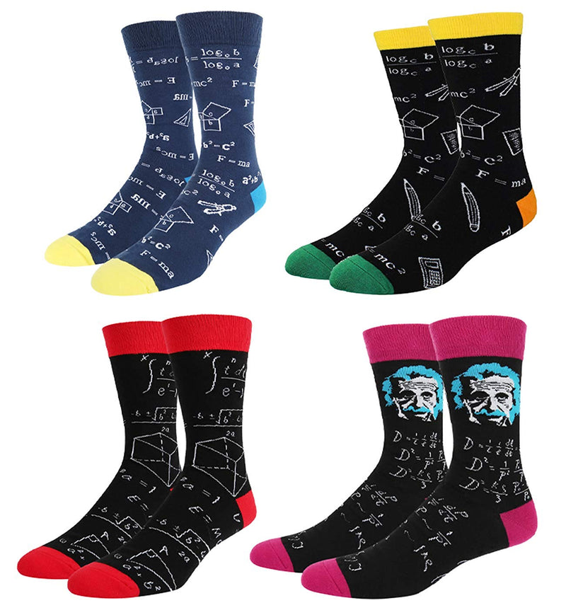 Math Socks Gift Box