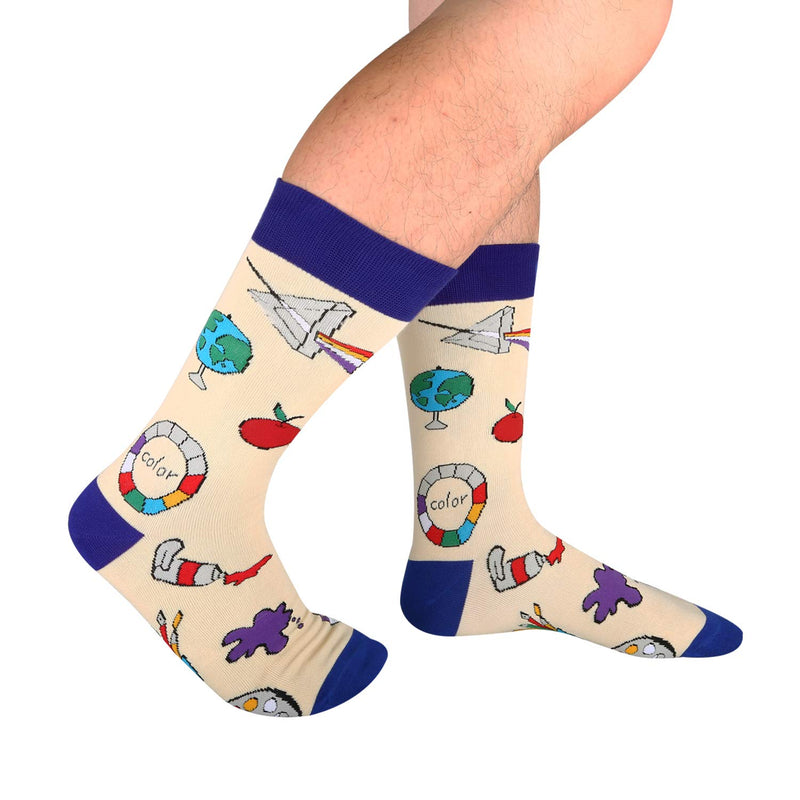 Science Series Socks Gift Box - Happypop