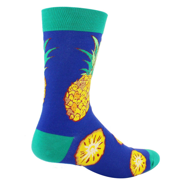 Pineapple Animal Socks Gift Box