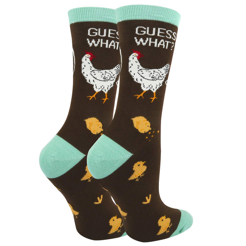Hens Chicken Socks - Happypop
