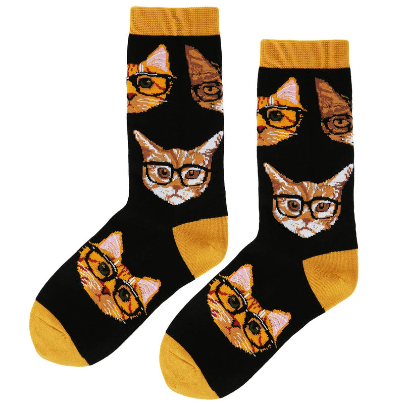 Cat Dog Socks Gift Box