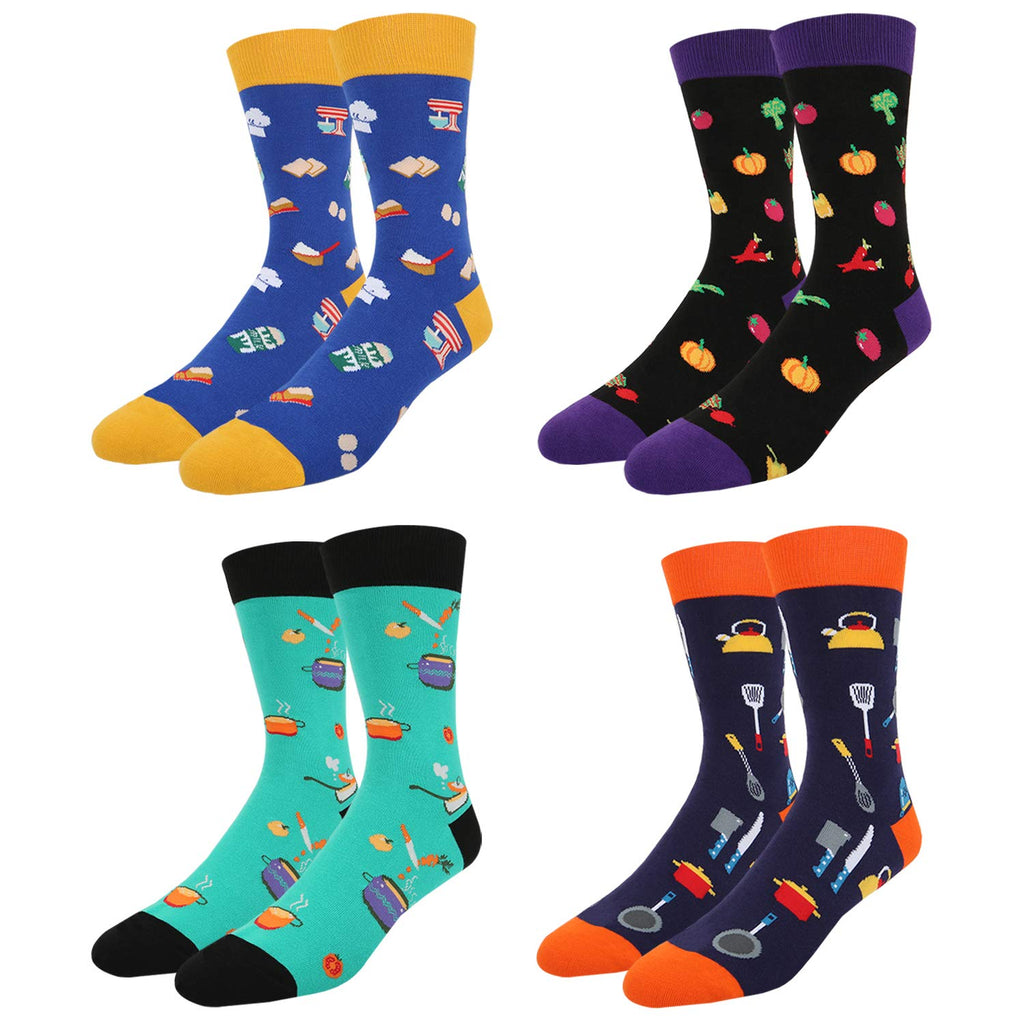 Kitchen Socks Gift Box - Happypop