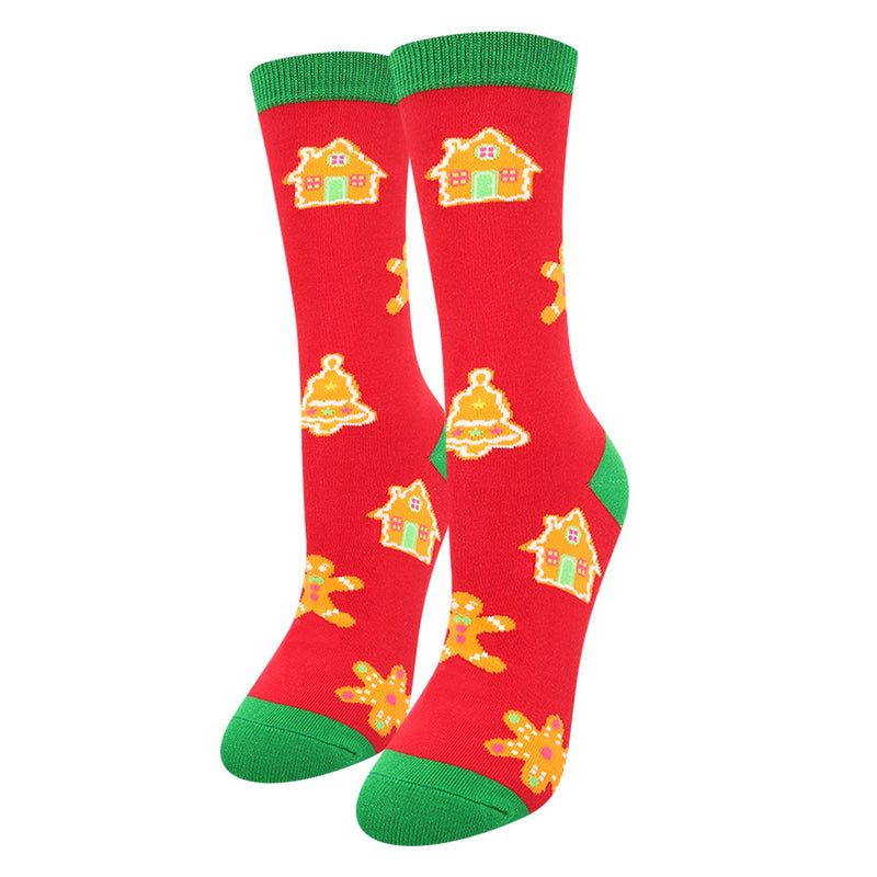 Christmas Biscuits Socks Gift Box - Happypop
