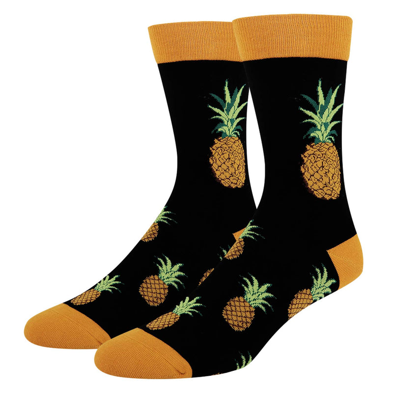 Big Pineapple Socks - Happypop