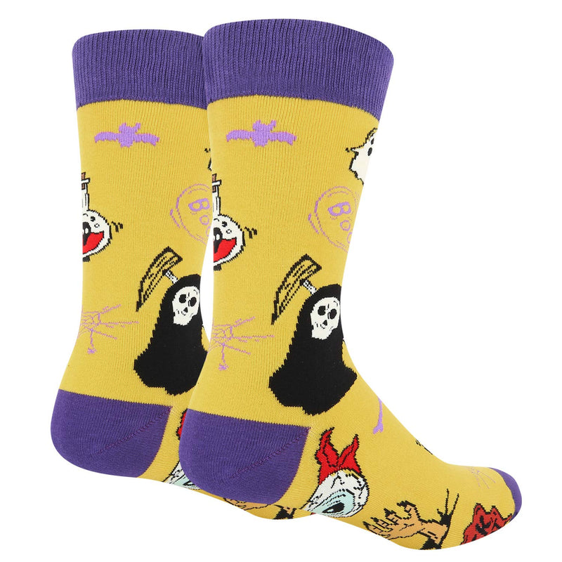 Halloween TREAT-TRICK Socks - Happypop