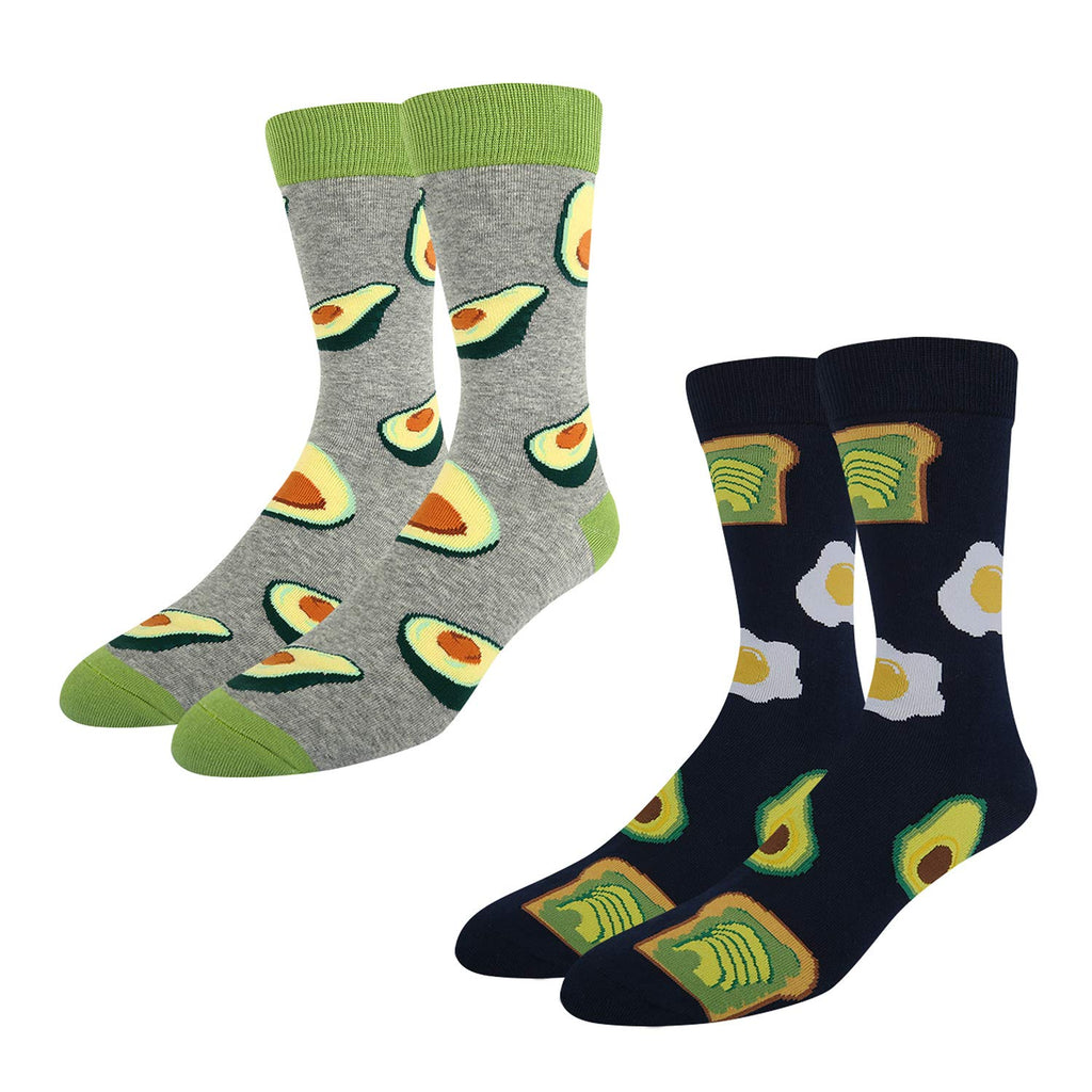 Toast Avocado Socks Gift Box - Happypop