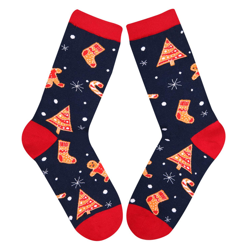 Christmas Gingerbread Socks - Happypop