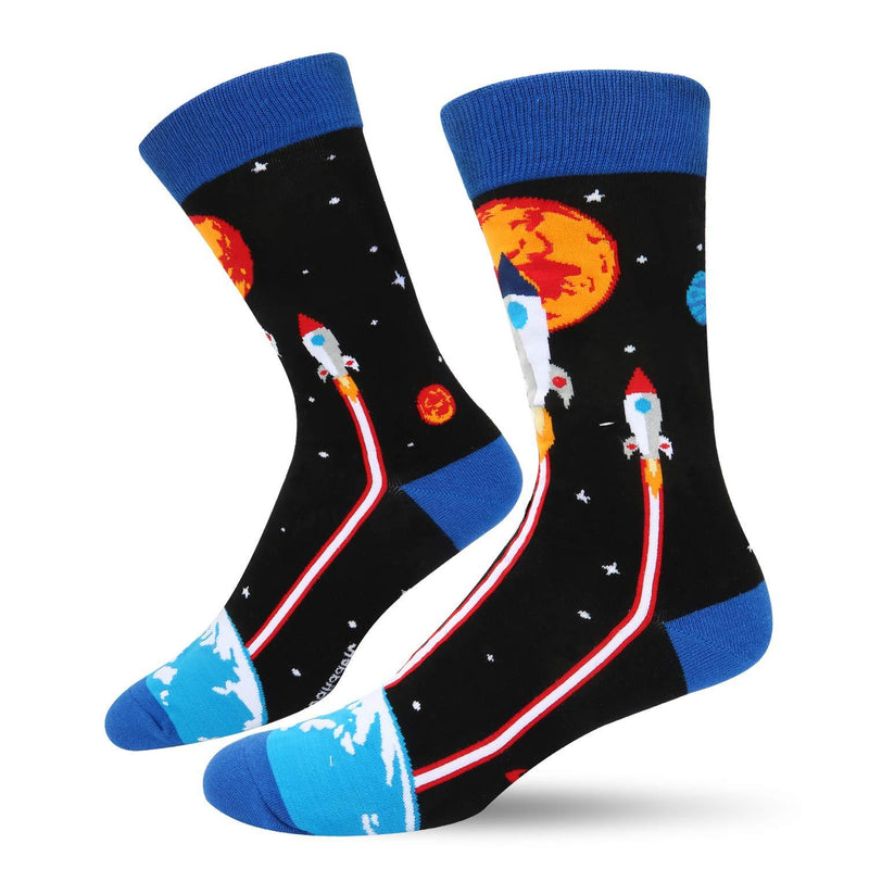 Space Socks series - Happypop