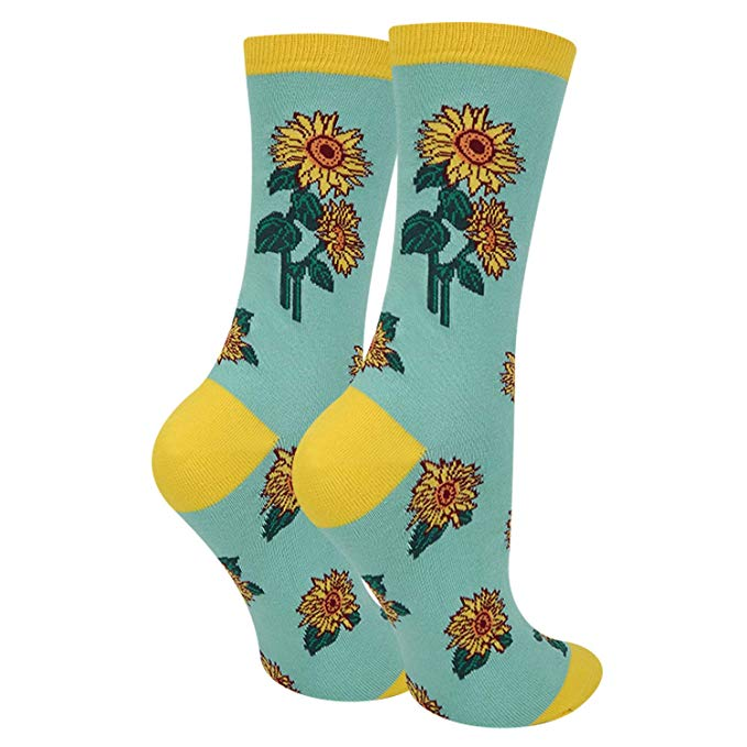 MISSROOMIE Sunflower Socks