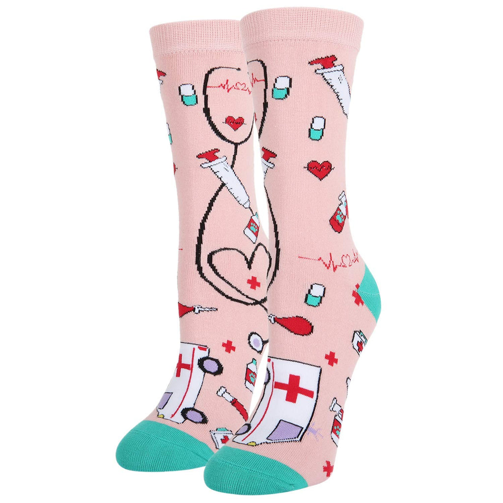 Nurse Socks - Happypop