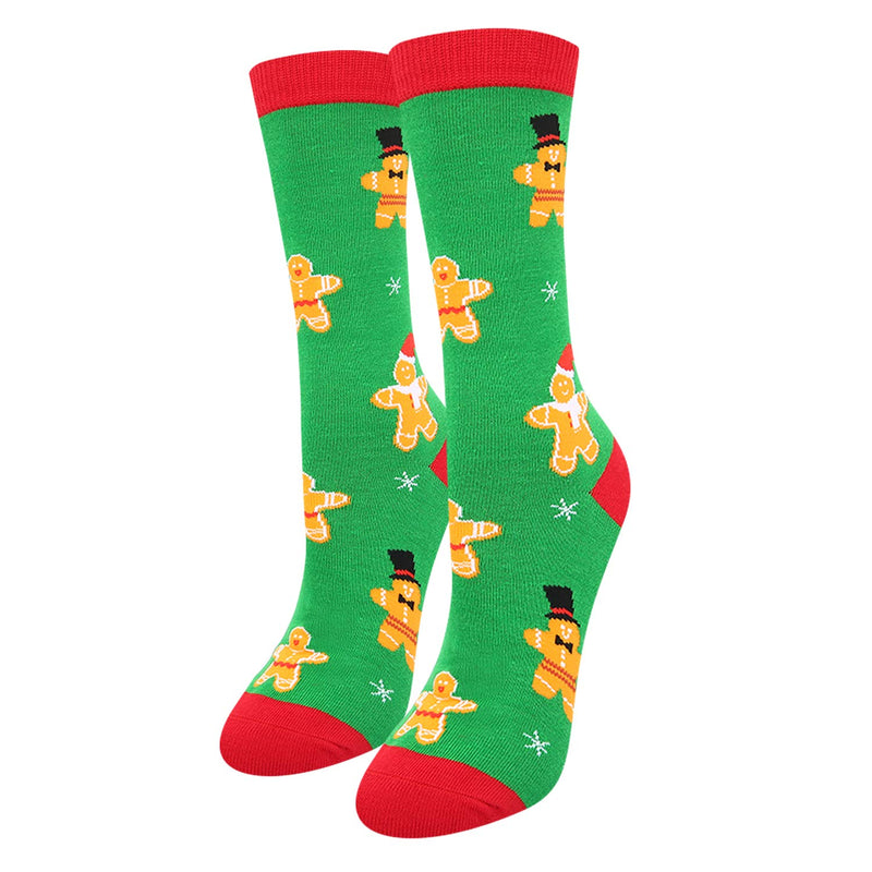 Green Biscuits Socks - Happypop